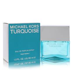Michael Kors Turquoise Perfume by Michael Kors 1 oz Eau De Parfum Spray