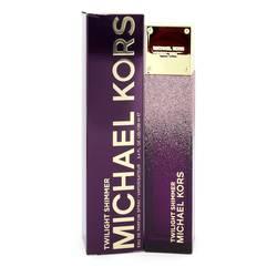 Twilight Shimmer Perfume by Michael Kors 3.4 oz Eau De Parfum Spray