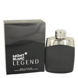 Montblanc Legend Cologne by Mont Blanc 3.3 oz After Shave