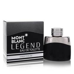 Montblanc Legend Cologne by Mont Blanc 1 oz Eau De Toilette Spray