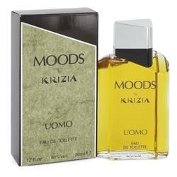 Moods Cologne by Krizia 1.7 oz Eau De Toilette