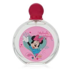 Minnie Mouse Perfume by Disney 3.4 oz Eau De Toilette Spray (unboxed)