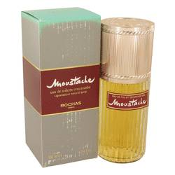 Moustache Cologne by Rochas 3.4 oz Eau De Toilette Concentree Spray (Damaged Box)
