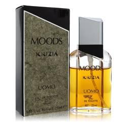 Moods Cologne by Krizia 0.85 oz Eau De Toilette Spray