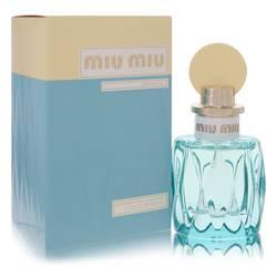 Miu Miu L'eau Bleue Perfume by Miu Miu 1.7 oz Eau De Parfum Spray