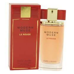 Modern Muse Le Rouge Perfume by Estee Lauder 3.3 oz Eau De Parfum Spray