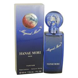 Magical Moon Perfume by Hanae Mori 1 oz Eau De Parfum Spray