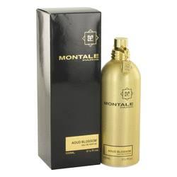 Montale Aoud Blossom Perfume by Montale 3.3 oz Eau De Parfum Spray