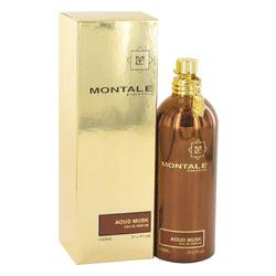 Montale Aoud Musk Perfume by Montale 3.3 oz Eau De Parfum Spray