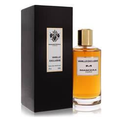 Mancera Vanille Exclusive Perfume by Mancera 4 oz Eau De Parfum Spray