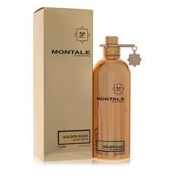 Montale Golden Aoud Perfume by Montale 3.3 oz Eau De Parfum Spray