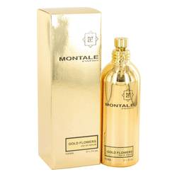Montale Gold Flowers Perfume by Montale 3.3 oz Eau De Parfum Spray