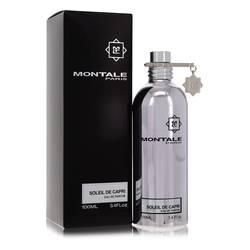 Montale Soleil De Capri Perfume by Montale 3.3 oz Eau De Parfum Spray