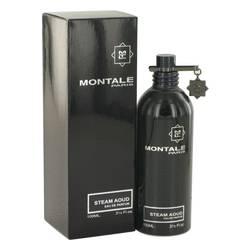 Montale Steam Aoud Perfume by Montale 3.3 oz Eau De Parfum Spray