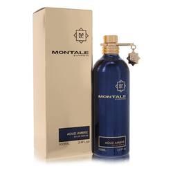 Montale Aoud Ambre Perfume by Montale 3.4 oz Eau De Parfum Spray (Unisex)