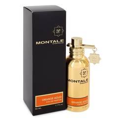 Montale Orange Aoud Perfume by Montale 1.7 oz Eau De Parfum Spray (Unisex)