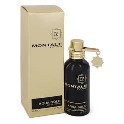 Montale Aqua Gold Perfume by Montale 1.7 oz Eau De Parfum Spray
