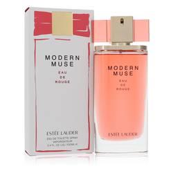 Modern Muse Eau De Rouge Perfume by Estee Lauder 3.4 oz Eau De Toilette Spray