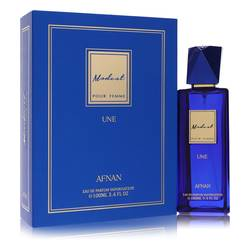 Modest Pour Femme Une Perfume by Afnan, 100 ml Eau De Parfum Spray for Women