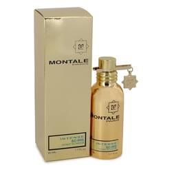 Montale Intense So Iris Perfume by Montale 1.7 oz Eau De Parfum Spray (Unisex)