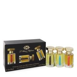 Mon Numero 10 Perfume by L'ARTISAN PARFUMEUR -- Gift Set -  0.7 oz Mon Numero 10 Mini EDT Spray + 0.7 oz L'eau D'Ambre Extreme Mini EDP Spray + 0.7 oz Timbuktu  Mini EDP Spray