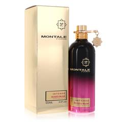 Montale Intense Roses Musk Perfume by Montale 3.4 oz Extract De Parfum Spray