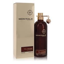 Montale Full Incense Perfume by Montale 3.4 oz Eau De Parfum Spray (Unisex)