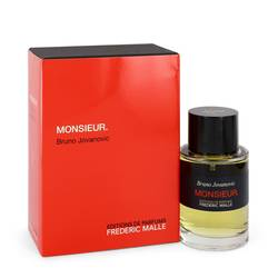 Monsieur Frederic Malle Cologne by Frederic Malle 3.4 oz Eau De Parfum Spray