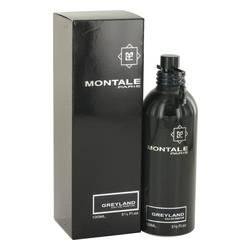 Montale Greyland Perfume by Montale 3.3 oz Eau de Parfum Spray