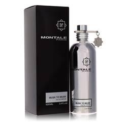 Montale Musk To Musk Perfume by Montale 3.4 oz Eau De Parfum Spray (Unisex)