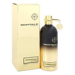 Montale Vetiver Patchouli Perfume by Montale 3.4 oz Eau De Parfum Spray (Unisex)