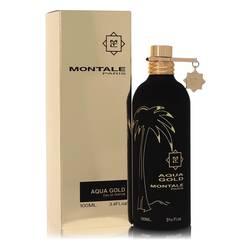 Montale Aqua Gold Perfume by Montale 3.4 oz Eau De Parfum Spray