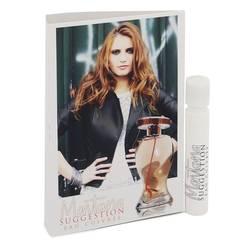 Montana Suggestion Eau Cuivree Perfume by Montana 0.03 oz Vial (sample)