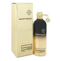 Montale Leather Patchouli Perfume by Montale 3.4 oz Eau De Parfum Spray (Unisex)