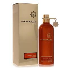 Montale Orange Aoud Perfume by Montale 3.4 oz Eau De Parfum Spray (Unisex)