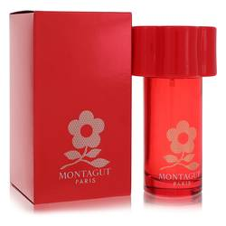 Montagut Red Perfume by Montagut 1.7 oz Eau De Toilette Spray