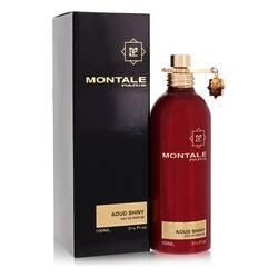 Montale Aoud Shiny Perfume by Montale 3.3 oz Eau De Parfum Spray
