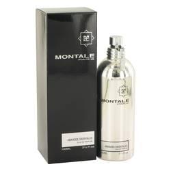 Montale Amandes Orientales Perfume by Montale 3.3 oz Eau De Parfum Spray