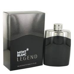 Montblanc Legend Cologne by Mont Blanc 5.1 oz Eau De Toilette Spray