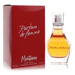 Montana Parfum De Femme Perfume by Montana 3.3 oz Eau De Toilette Spray