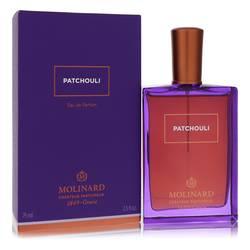 Molinard Patchouli Perfume by Molinard 2.5 oz Eau De Parfum Spray (Unisex)