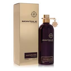 Montale Aoud Purple Rose Perfume by Montale 3.4 oz Eau De Parfum Spray (Unisex)