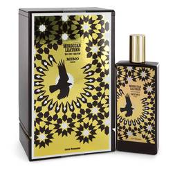 Moroccan Leather Perfume by Memo 2.5 oz Eau De Parfum Spray