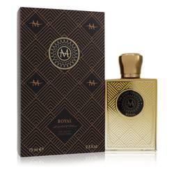 Moresque Royal Limited Edition Perfume by Moresque 2.5 oz Eau De Parfum Spray