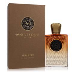 Moresque Alma Pure Secret Collection Cologne by Moresque 2.5 oz Eau De Parfum Spray (Unisex)