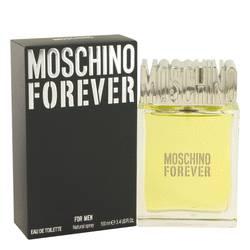 Moschino Forever Cologne by Moschino 3.4 oz Eau De Toilette Spray
