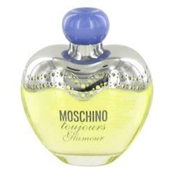 Moschino Toujours Glamour Perfume by Moschino 3.4 oz Eau De Toilette Spray (Tester)