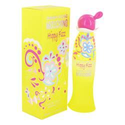 Moschino Hippy Fizz Perfume by Moschino 1.7 oz Eau De Toilette Spray