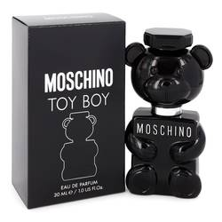 Moschino Toy Boy Cologne by Moschino 1 oz Eau De Parfum Spray