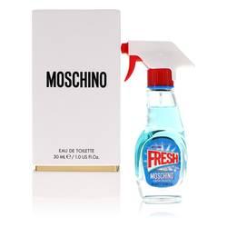 Moschino Fresh Couture Perfume by Moschino 1 oz Eau De Toilette Spray